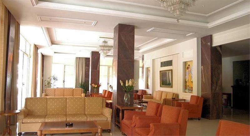 Hotel Park Lutraki hol