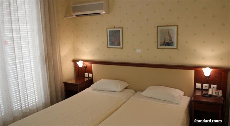 Hotel Park Lutraki soba