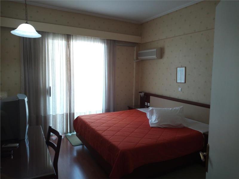 Hotel Park soba Lutraki