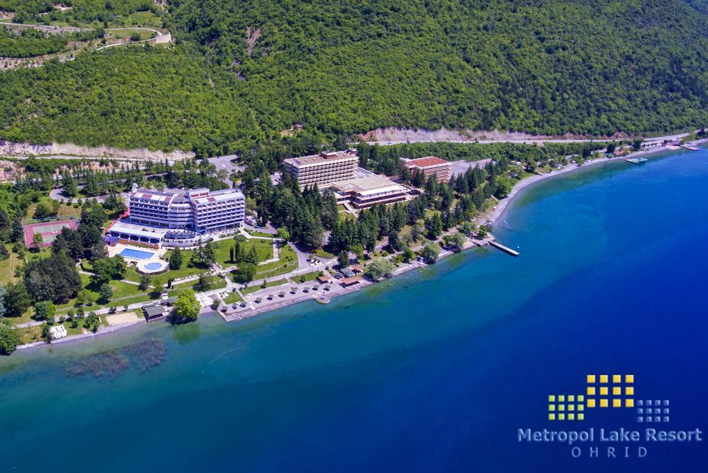 Hotel Belvi Ohridsko Jezero