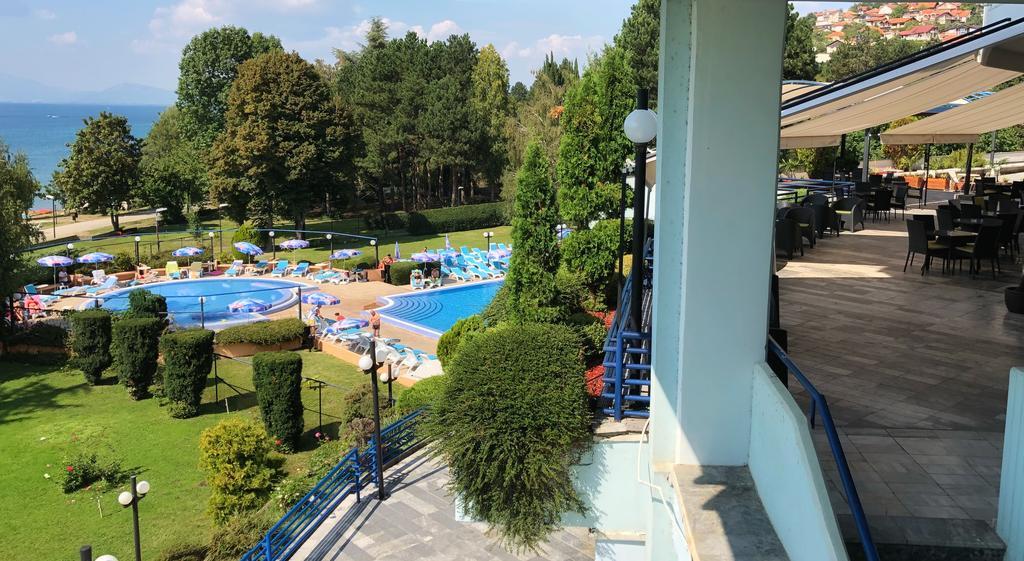Hotel Belvi Pogled sa Terase