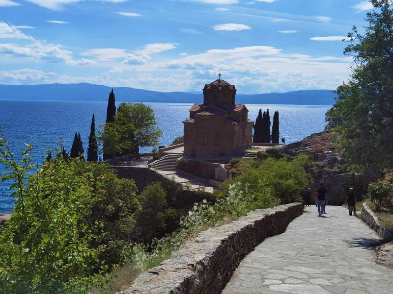 Ohrid Crkva