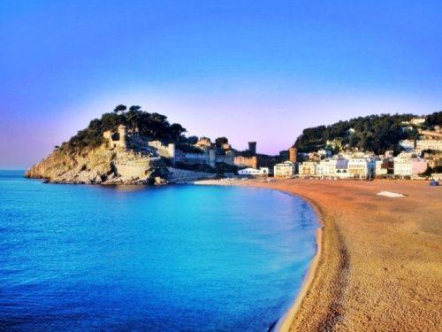 Španija Ljoret de Mar plaža