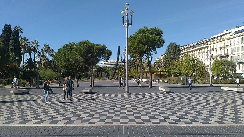 Španija Ljoret de Mar englesko šetalište