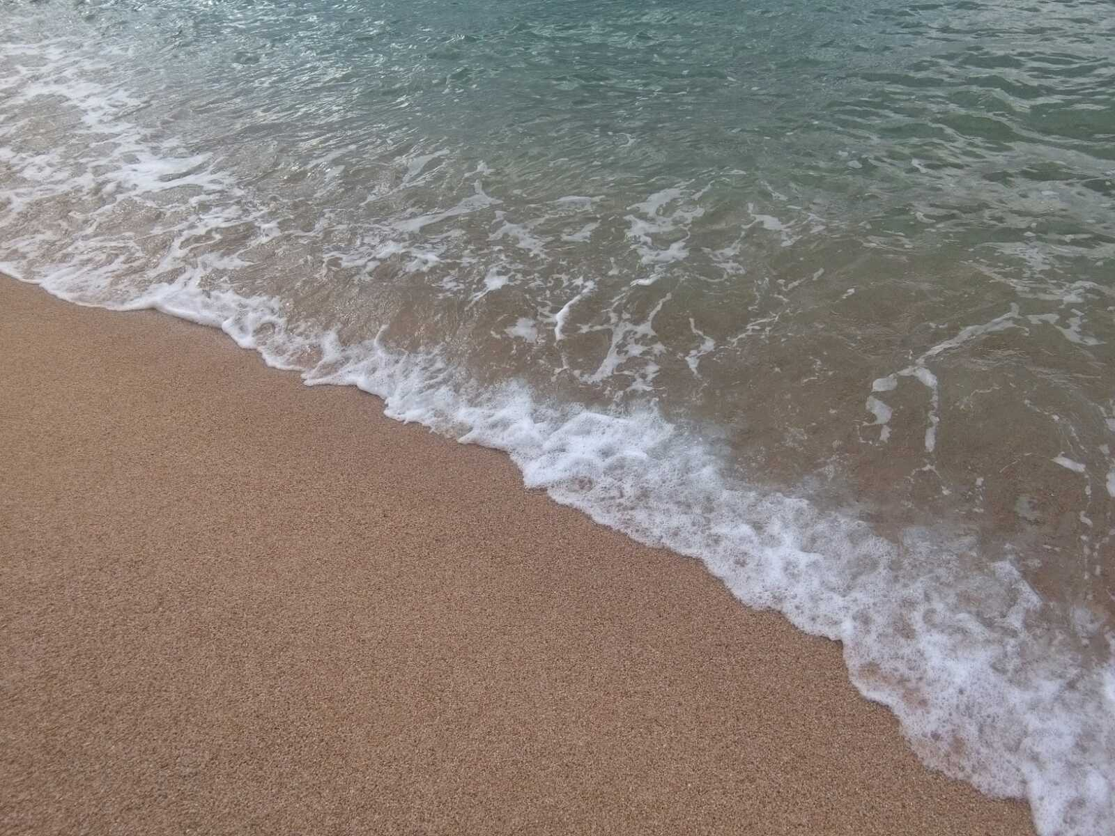 Španija Ljoret de Mar leto more