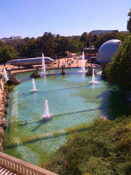 Barselona fontana