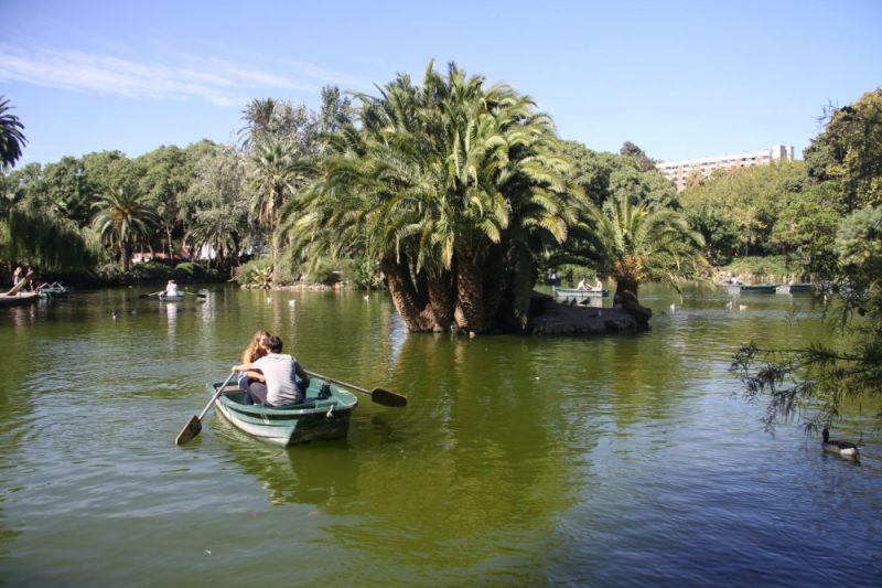 Barselona jezero