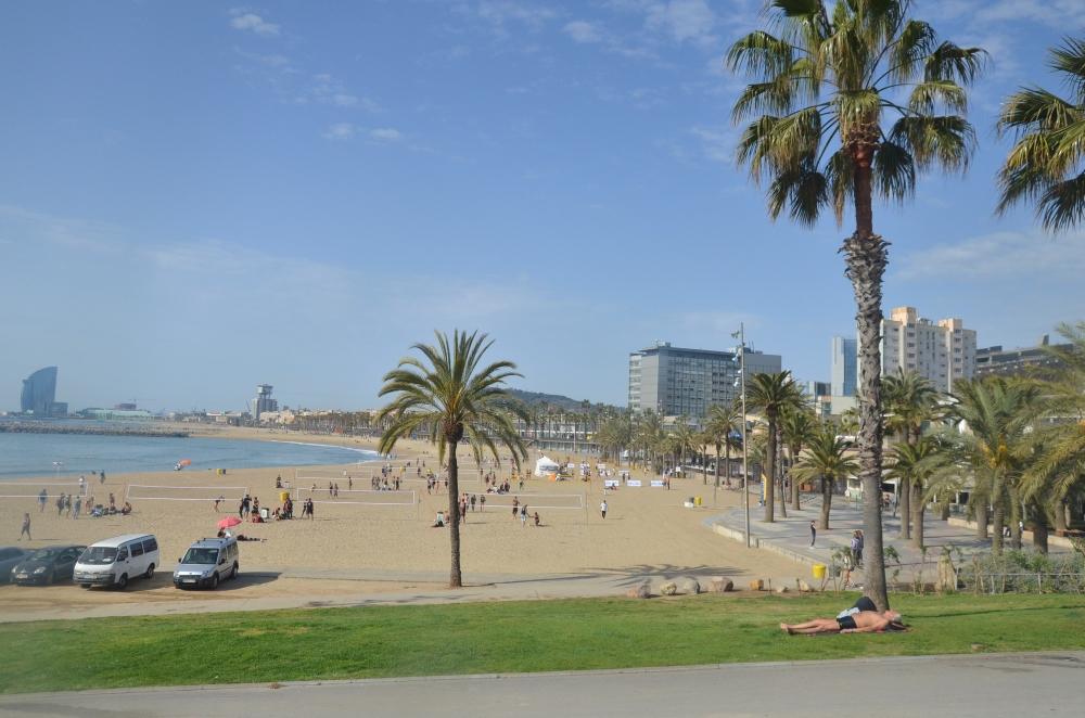 Španija plaža