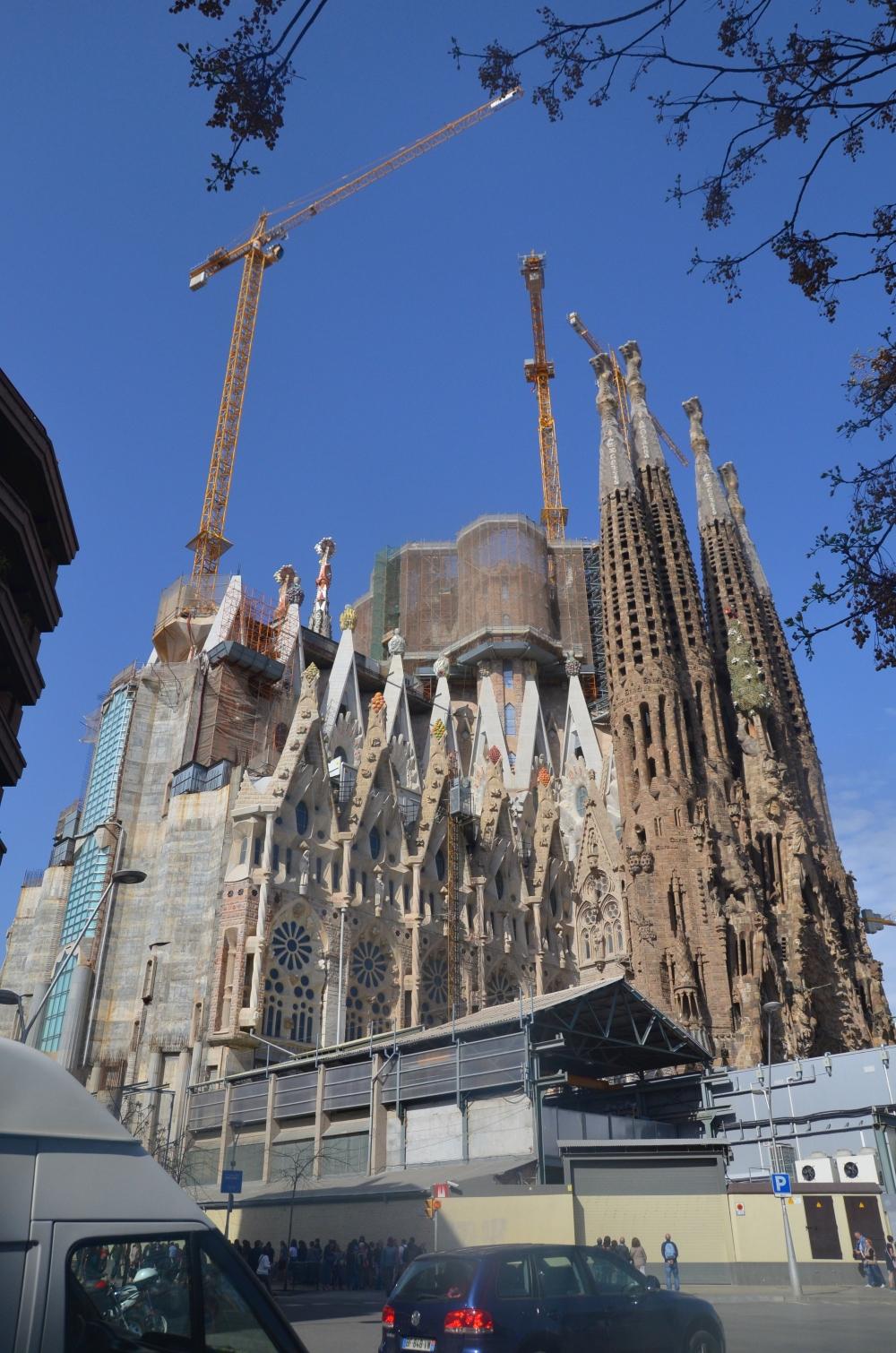 Sagarda Familia Barselona