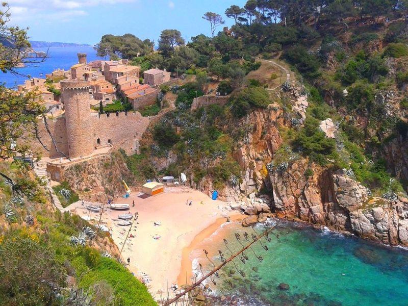 Letovanje Španija Tosa de Mar