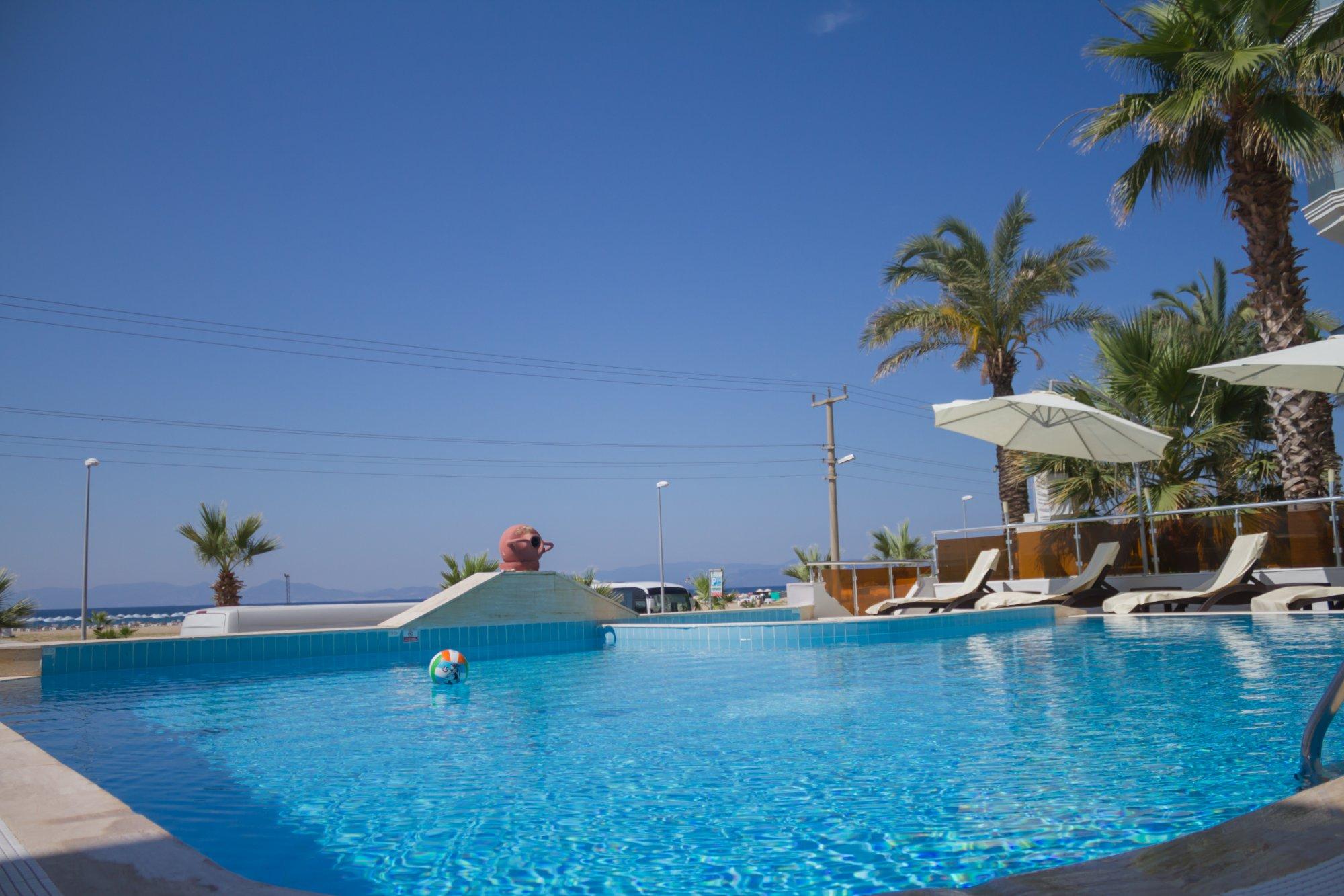 Hotel Amfora 3* Letovanje Turska Sarimsakli