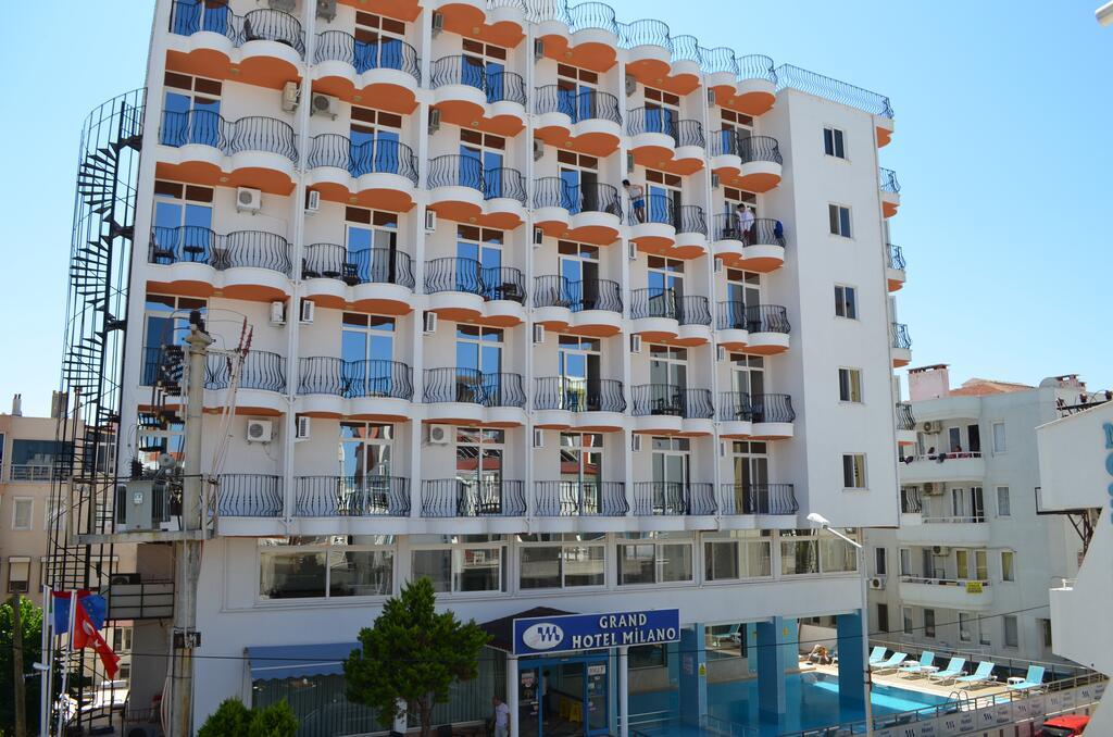 Hotel Grand Milano 3* Letovanje Turska Sarimsakli