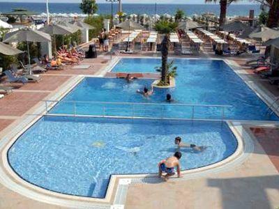 Hotel Buyuk Berk 4* Letovanje Turska Sarimsakli