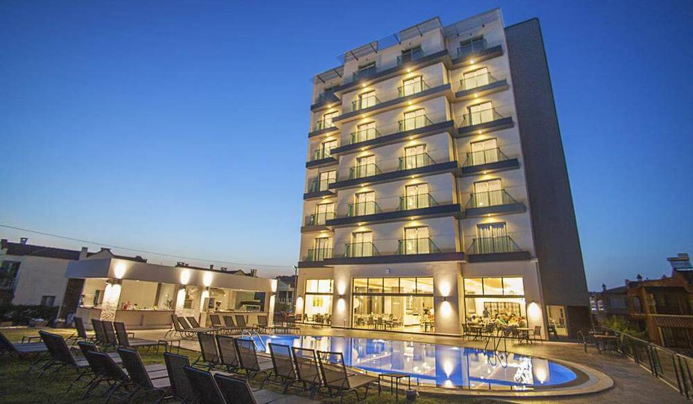 Hotel Musho 4* Letovanje Turska Sarimsakli