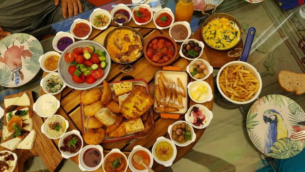 Letovanje Turkska hrana