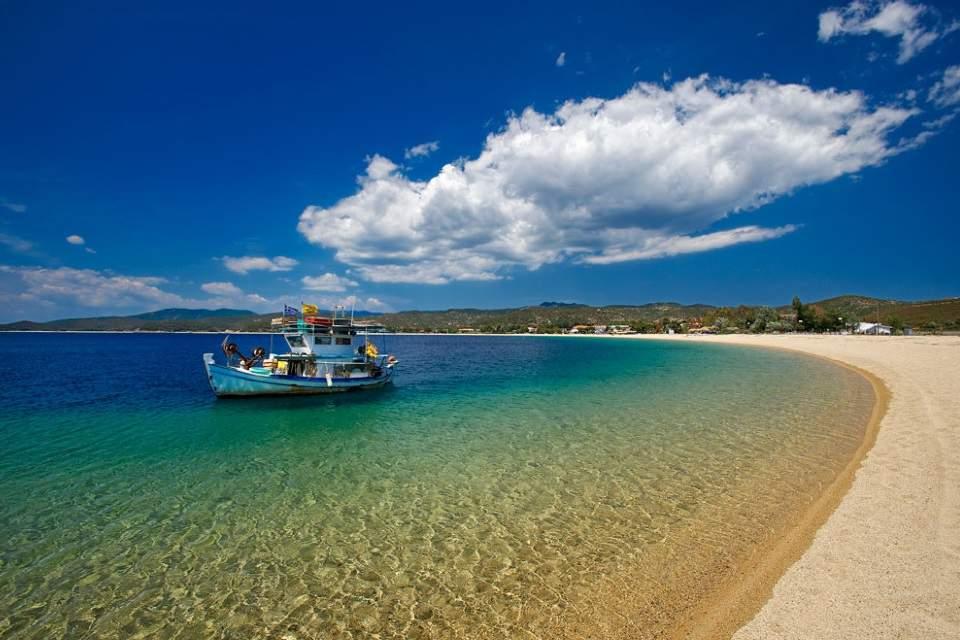 Letovanje Grčka Amuljani