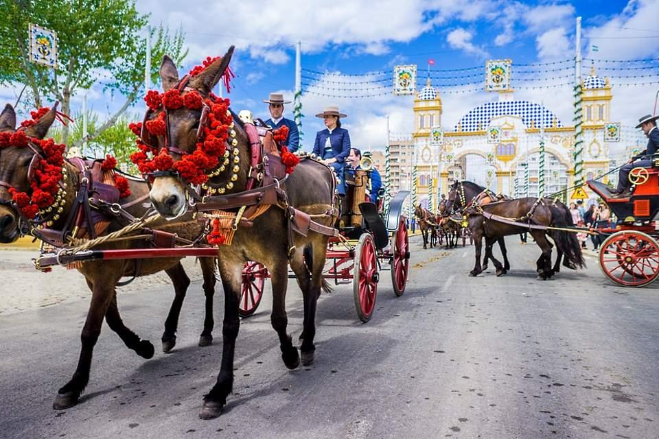 Andaluzija Proleće 2020 Putovanje