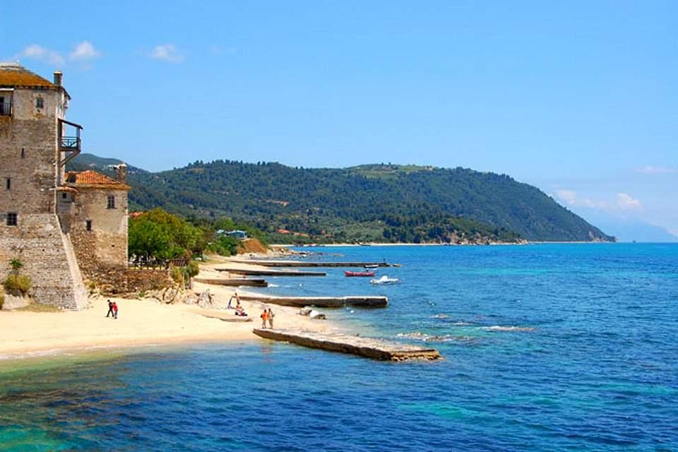Letovanje Grčka Atos