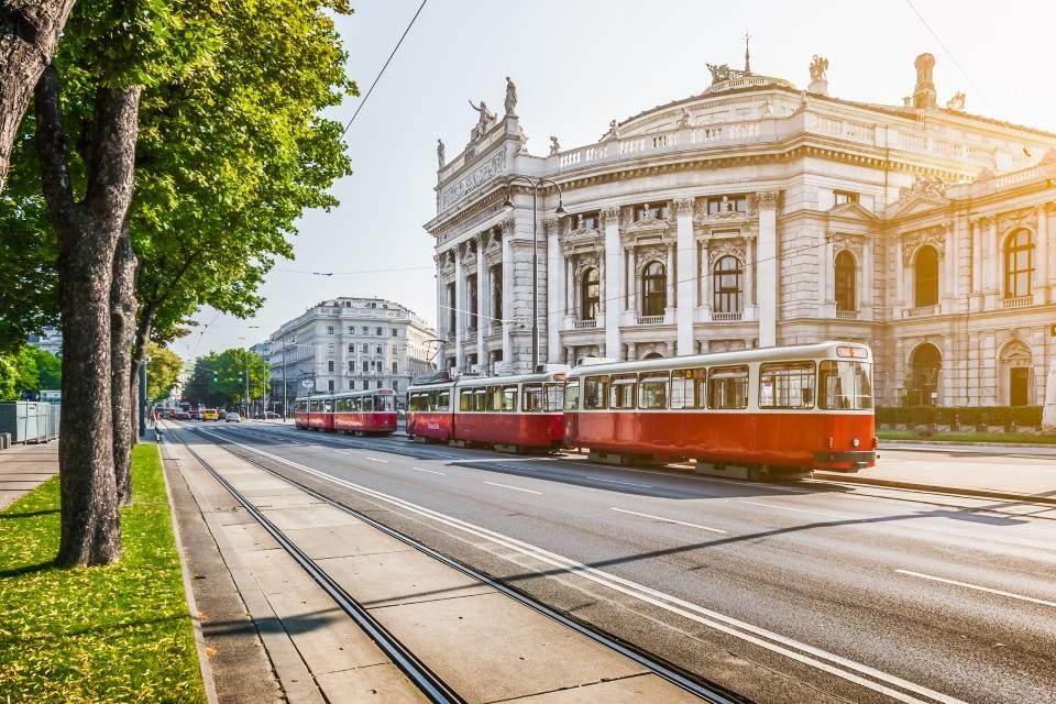 Beč Putovanje