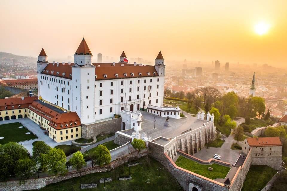 Bratislava Putovanje