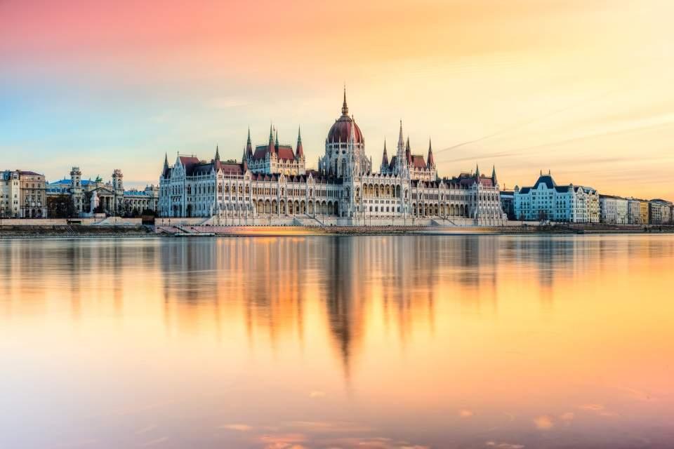 Dan Primirja Budimpešta Bratislava Beč