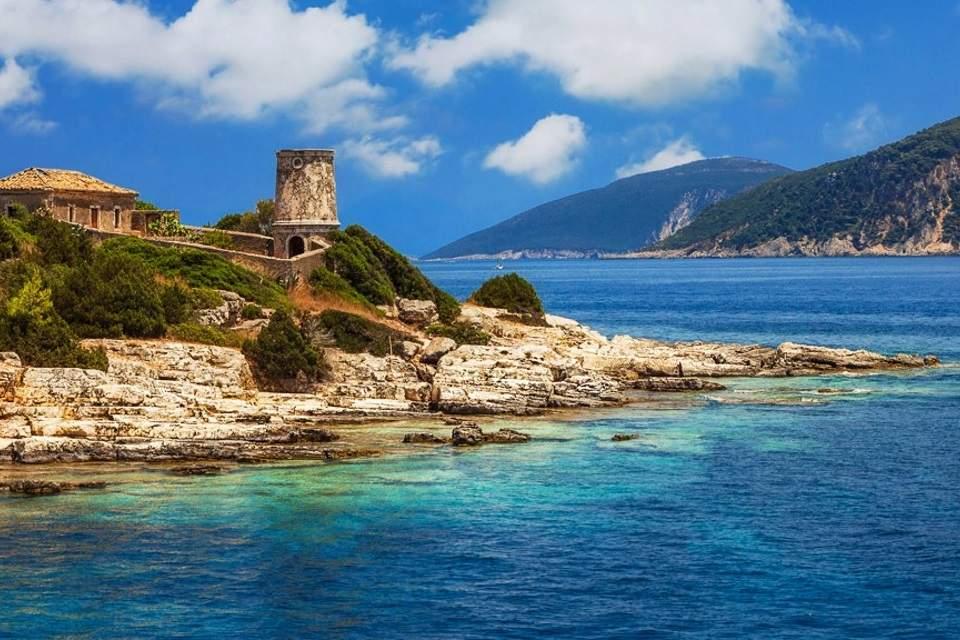 Letovanje Grčka Epirska Regija