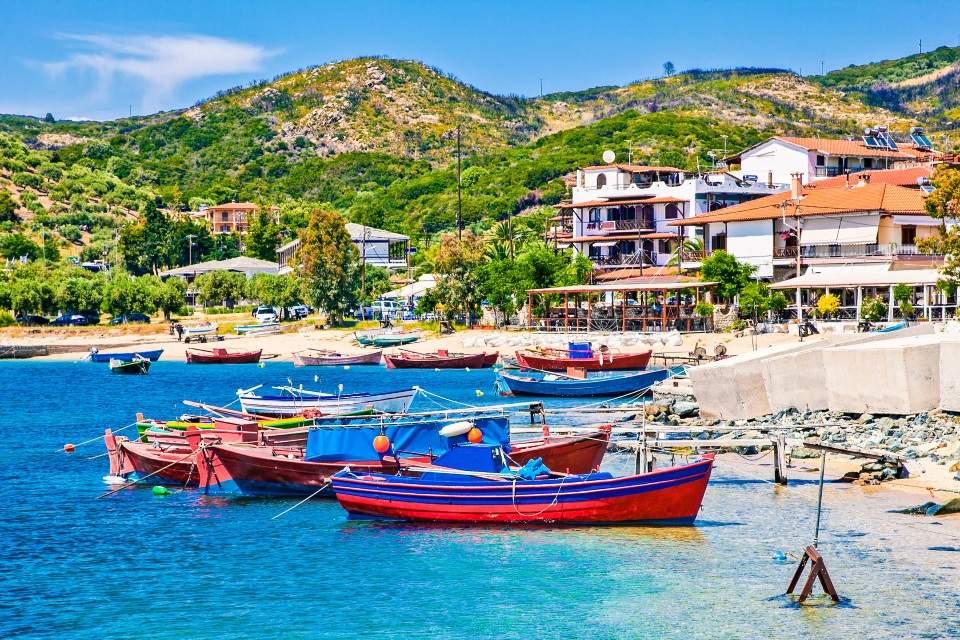 Letovanje Grčka Halkidiki