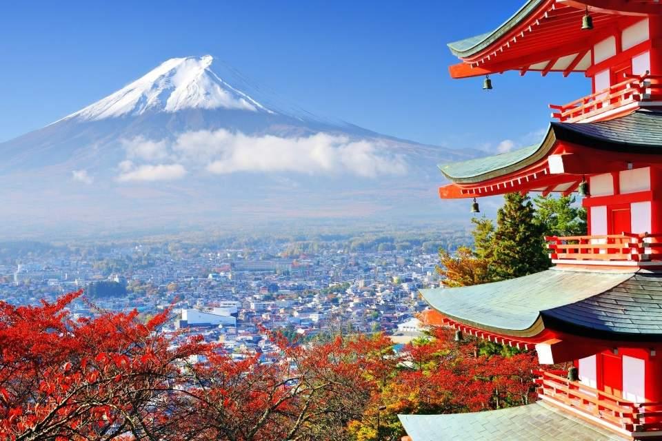 Daleko Putovanje Japan
