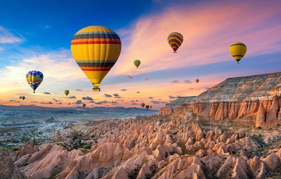 Putovanje Kapadokija 2021
