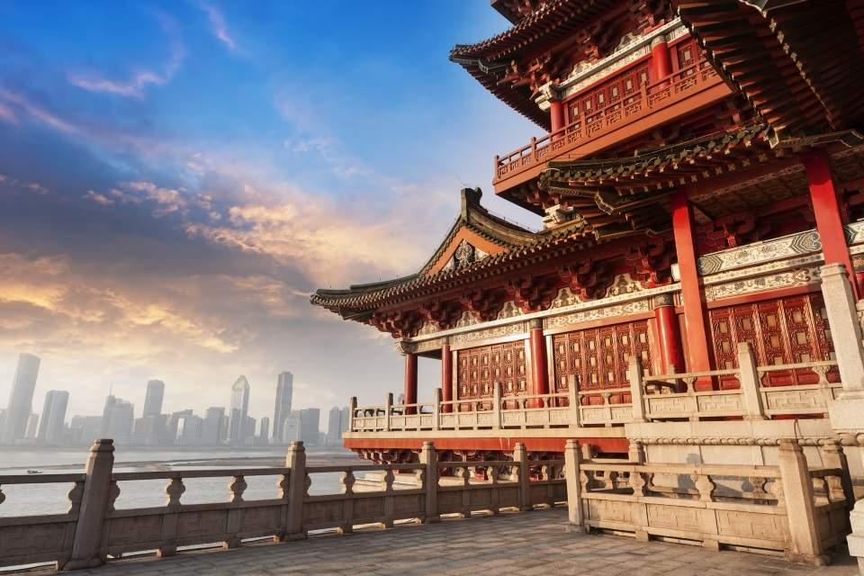 Daleko Putovanje Kina
