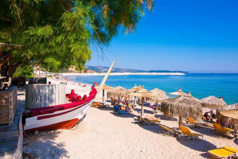 Letovanje Grčka Limenarija