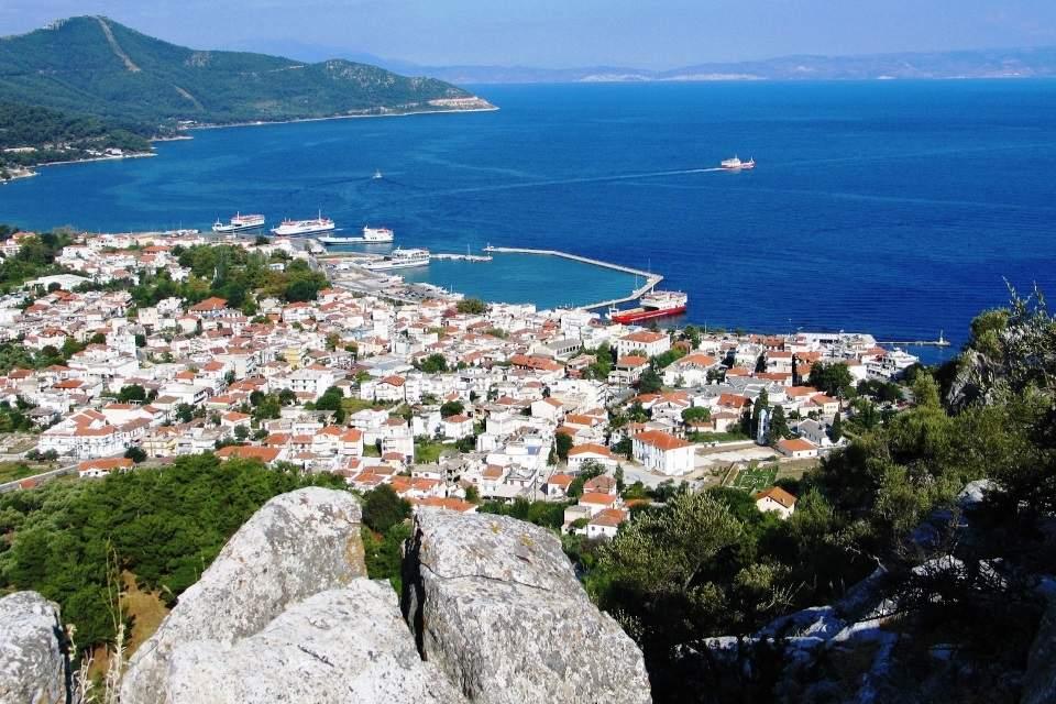 Letovanje Grčka Limenas