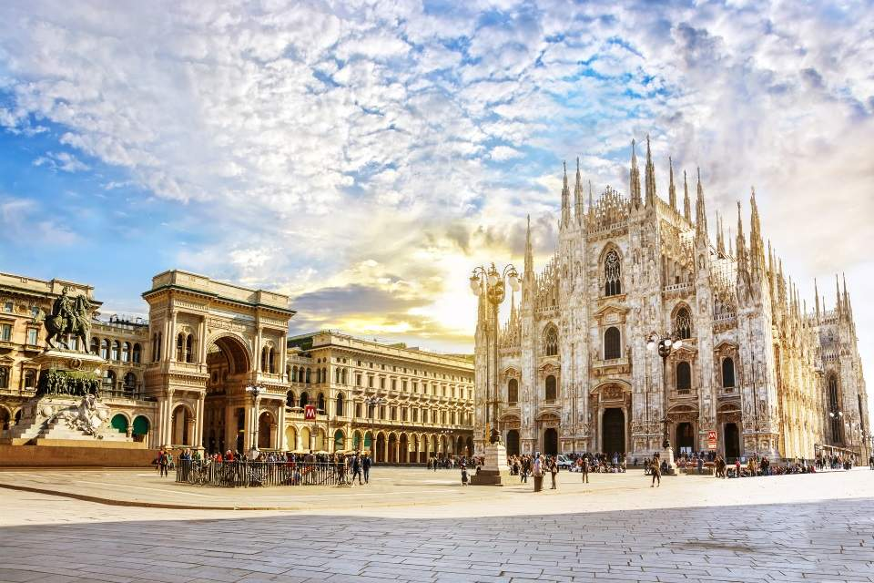 Doček Nove Godine Milano