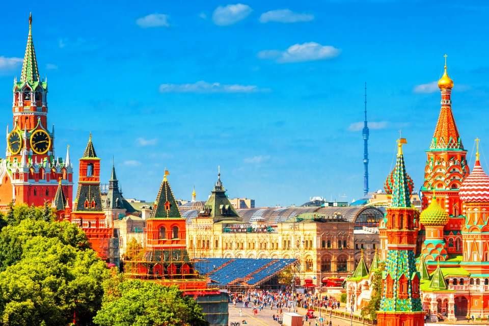 Uskrs Moskva
