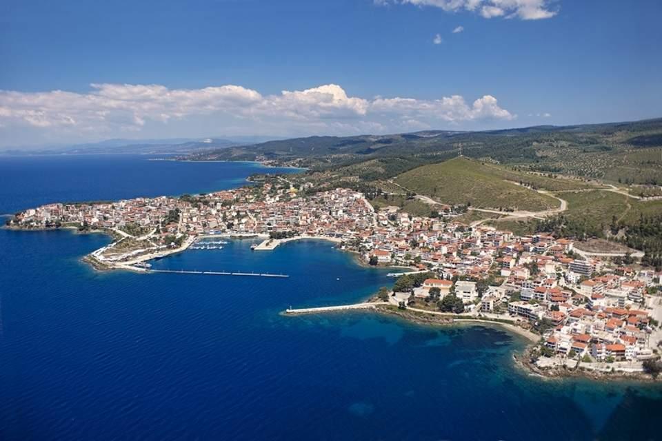 Letovanje Grčka Neos Marmaras