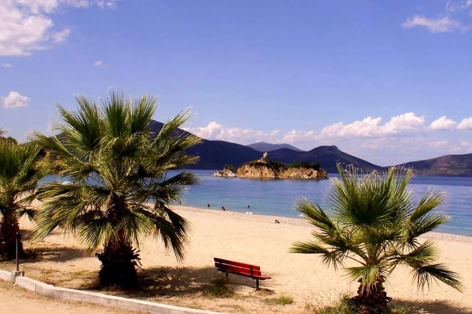 Letovanje Grčka Neos Pirgos