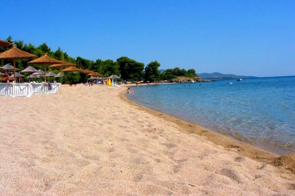 Letovanje Grčka Nikiti