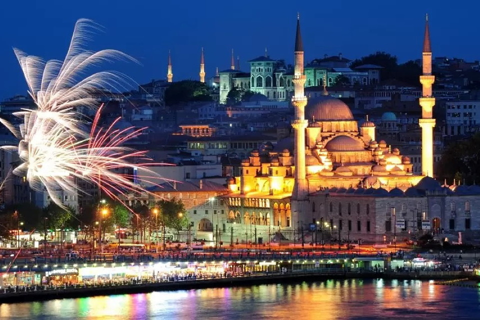 Doček Nove Godine Istanbul
