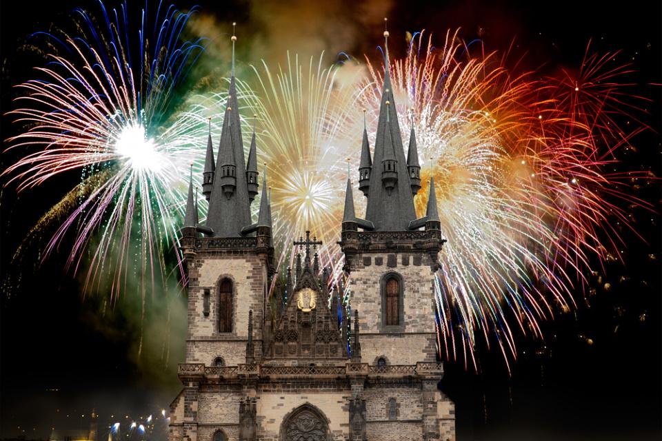 Doček Nove Godine Prag