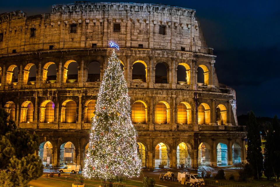 Doček Nove Godine Rim