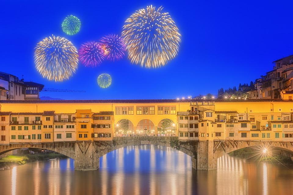 Doček Nove Godine Toskana