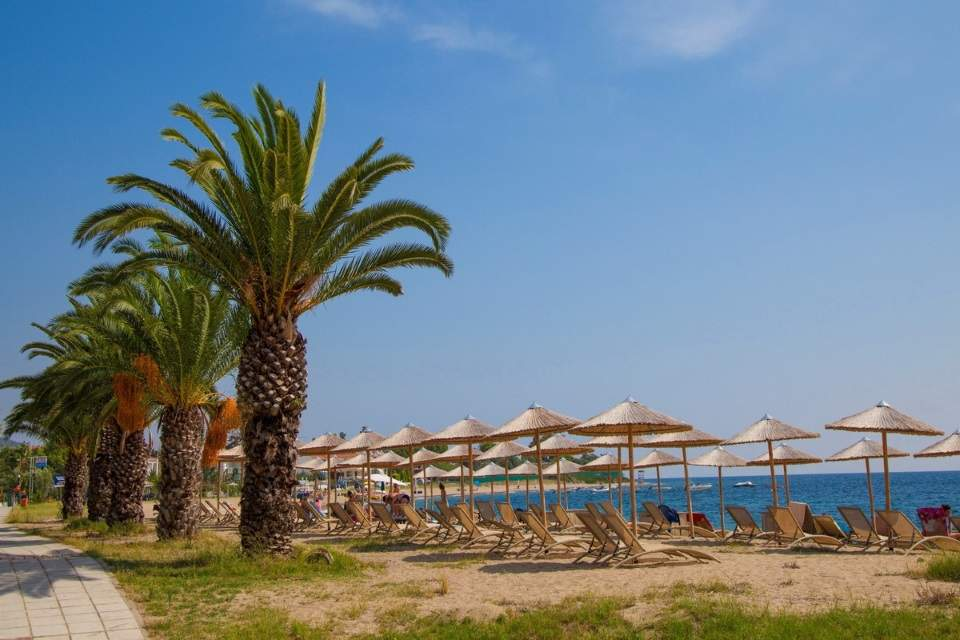 Letovanje Grčka Olympic Beach