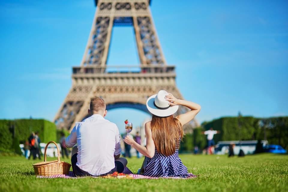 Pariz Putovanje