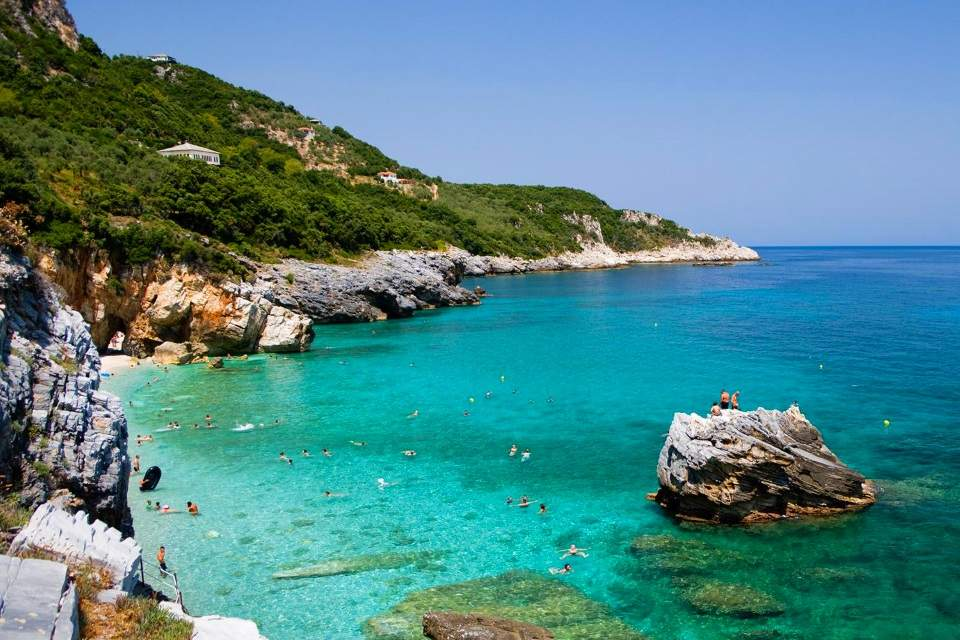 Letovanje Grčka Pilion