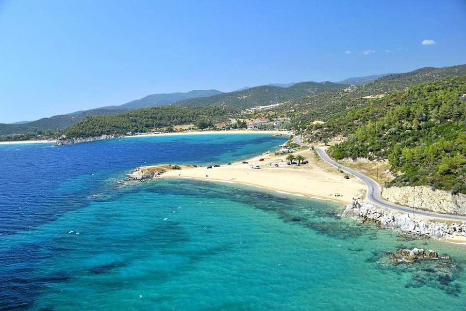 Letovanje Grčka Porto Koufo