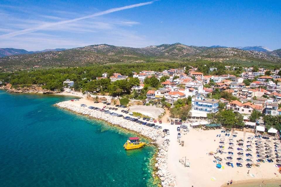 Letovanje Grčka Potos