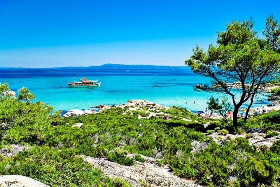 Letovanje Grčka Sitonija