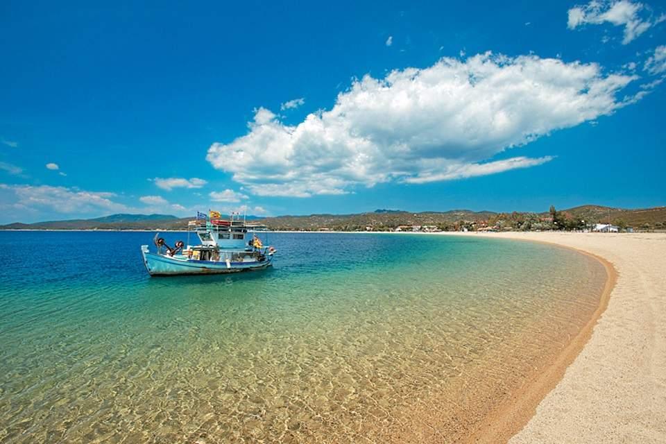 Letovanje Grčka Solunska Regija