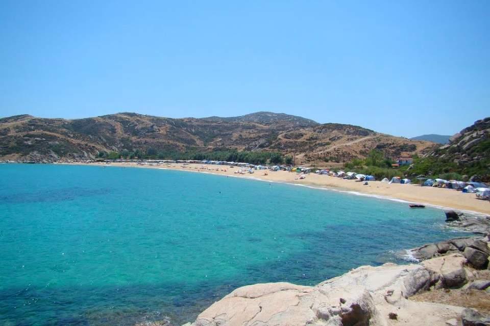 Letovanje Grčka Sykia Beach