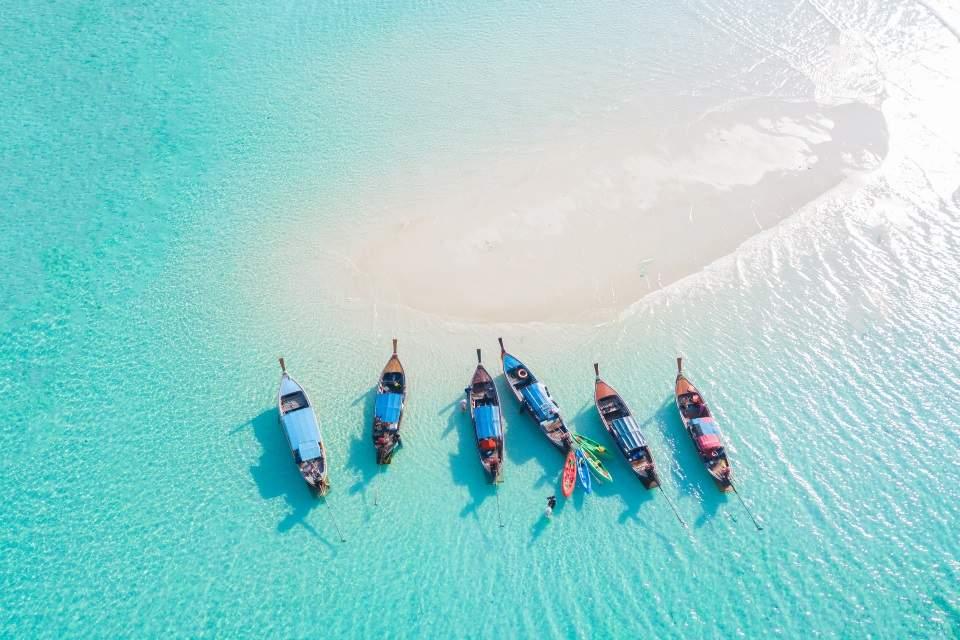 Daleko Putovanje Tajland